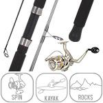 Penn Pursuit 7000 Reel and 9ft 2pc Rod Combo