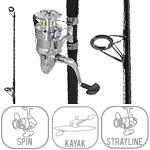 Daiwa 7ft Wave Spin Combo 2 Piece - 12-25lb