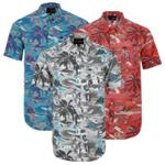 Hurley Suarez Men's S/S Shirt