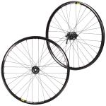Mavic XM319 27.5in MTB Wheelset Shimano XT M785 Hubs - 15mm