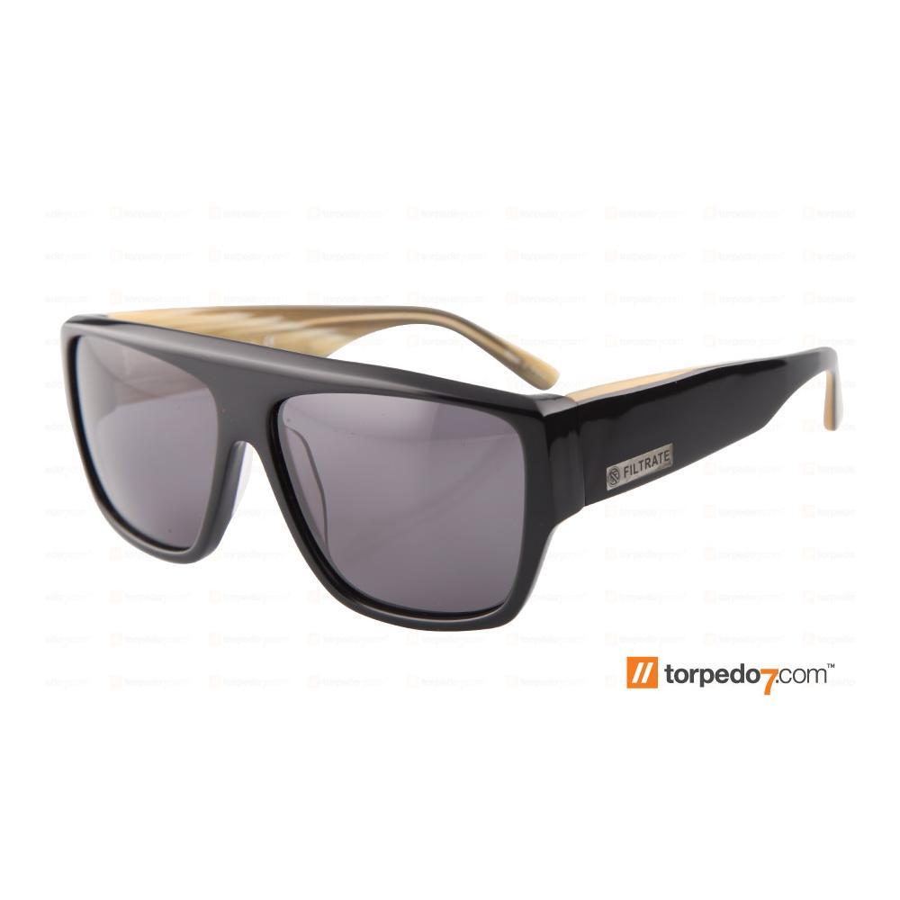 filtrate soho sunglasses blackwood gloss grey lens