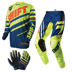 Shift 2015 Assault Riding Gear Combo