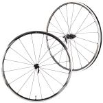 Shimano WH-RS610 Road Wheelset - Clinch/Tubeless Black