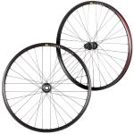 Torpedo7 Custom 321 Wheelset 26in -  Black 20mm Front/QR Rear