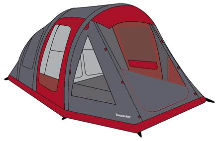 The Air Series 3 is a compact yet roomy inflatable tent that can be pitched in minutes with minimal fuss. Large enough to comfortably accommodate up to 3 ...  sc 1 st  Torpedo7 & Air Series 3 Tent | Recreational Tents | Torpedo7 NZ