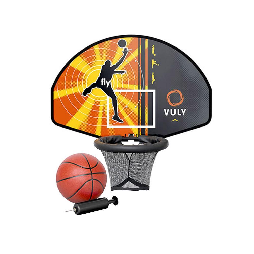 Thunder Trampoline Basketball Hoop