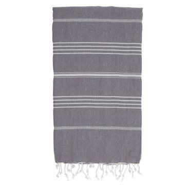 Hammamas Original Beach Towel - Ash