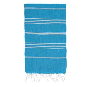 Hammamas Original Beach Towel - Aqua
