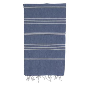 Hammamas Original Beach Towel - Denim