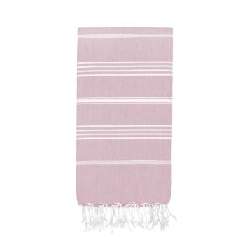 Hammamas Original Beach Towel - Lolly Pink