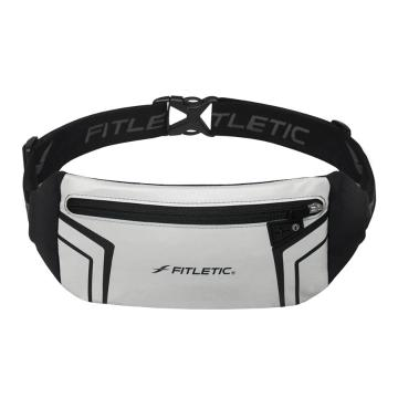 Fitletic Blitz Sport and Travel Belt - Silver