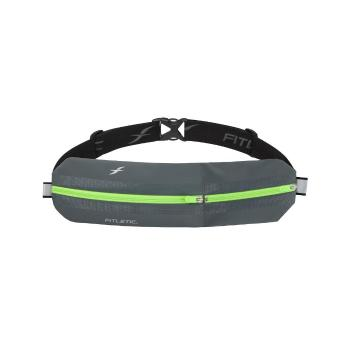 Fitletic Bolt Running Pouch - Grey/Neon