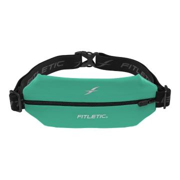 Fitletic Mini Sport Belt with Pouch - Biscay Green