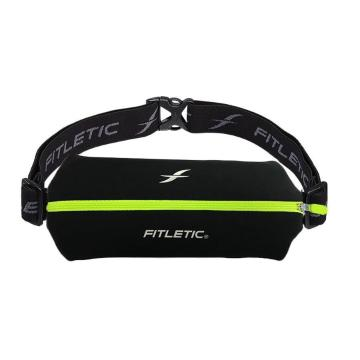 Fitletic Mini Sport Belt with Pouch - Black/Green