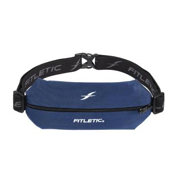 Fitletic Mini Sport Belt with Pouch  - Classic Blue
