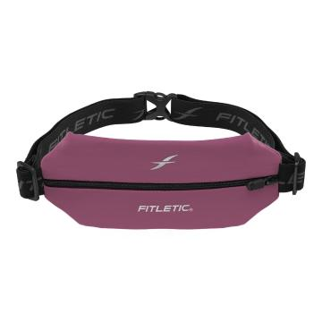 Fitletic Mini Sport Belt with Pouch  - Pink