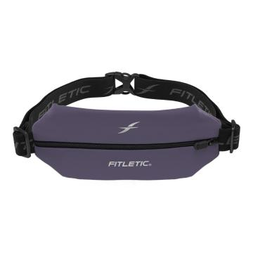 Fitletic Mini Sport Belt with Pouch - Purple