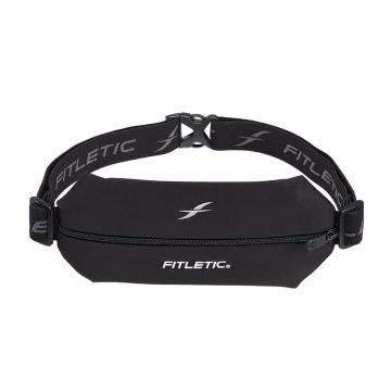 Fitletic Mini Sport Belt with Pouch - Black