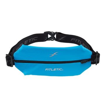 Fitletic Mini Sport Belt with Pouch - Neon Turquoise
