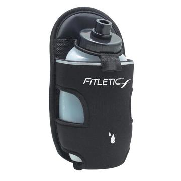 Fitletic Extra Mile Bottle Holster - Black