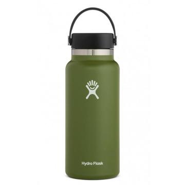 Hydro Flask Vacuum Insulated Flask 946ml - Olive