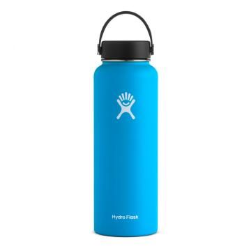 Hydro Flask Wide Mouth Drink Bottle 1.18L - Pacific