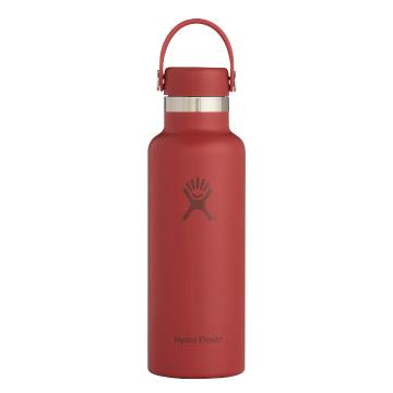 Hydro Flask Vacuum Insulated Bottle 621ml - Brick