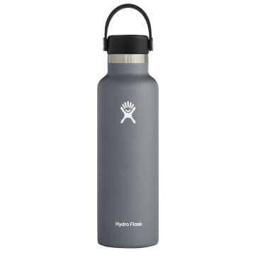 Hydro Flask Vacuum Insulated Bottle 621ml - Stone