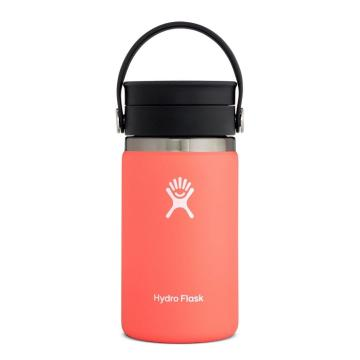 Hydro Flask 354ml Coffee Wide Mouth with Flex Sip Lid - Hibiscus