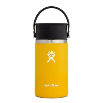 Hydro Flask 354ml Coffee Wide Mouth with Flex Sip Lid - Sunflower