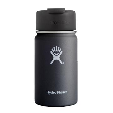 Hydro Flask Vacuum Insulated Flask 354ml - Black