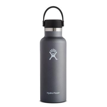 Hydro Flask Vacuum Insulated Bottle 532ml - Graphite