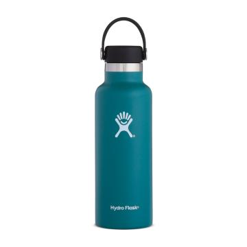 Hydro Flask Vacuum Insulated Bottle 532ml - Jade