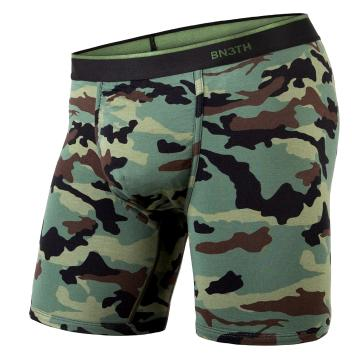Bn3th Men's Classic Boxers - Camo Green