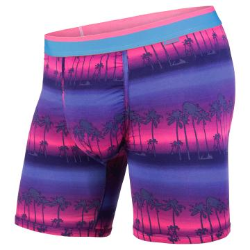 Bn3th Mens Classic Boxer Briefs - Miami Vice Horizon