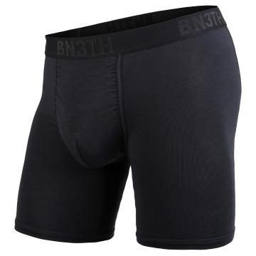 Bn3th Mens Classic Boxer Brief - Black/Black