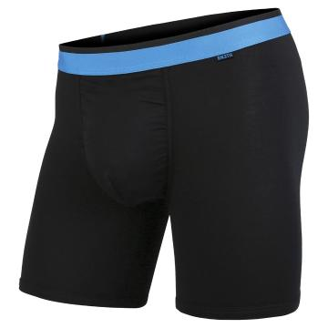Bn3th Mens Classic Boxer Brief - Black/Blue