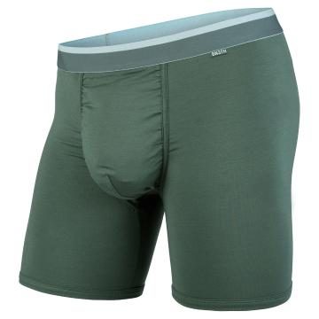 Bn3th Men's Classic Boxer Briefs - Moss/Bluestone