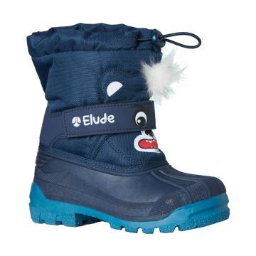 Elude   Boys Snow Play Woodlands Boot - Bruce Bear