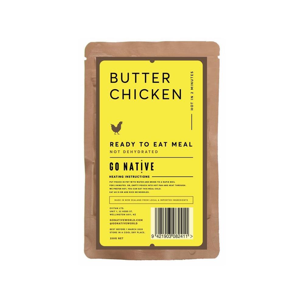 Single Serve Butter Chicken