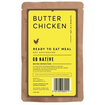 Go Native Single Serve Butter Chicken
