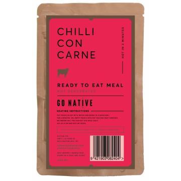 Go Native Single Serve Chilli Con Carne