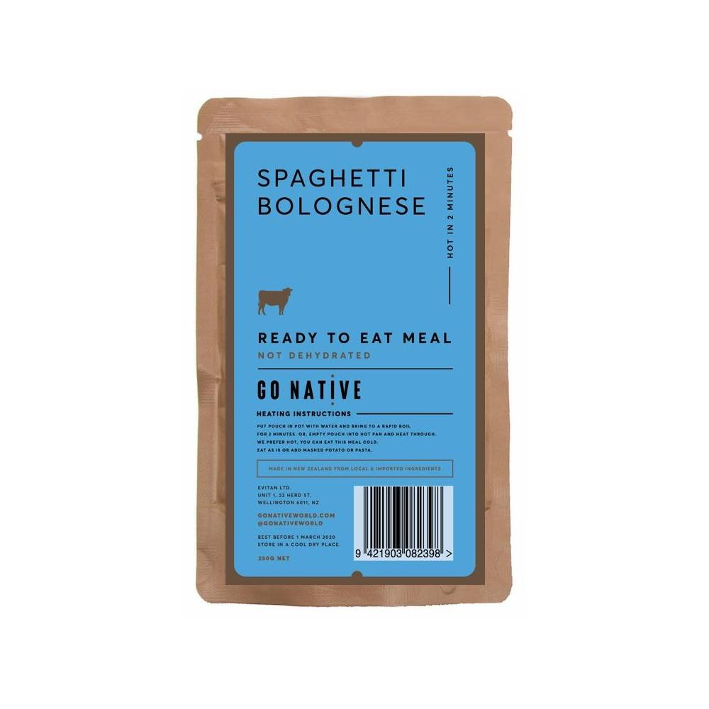 Single Serve Spaghetti Bolognese