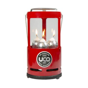 UCO Candlelier Lantern - Painted - Red