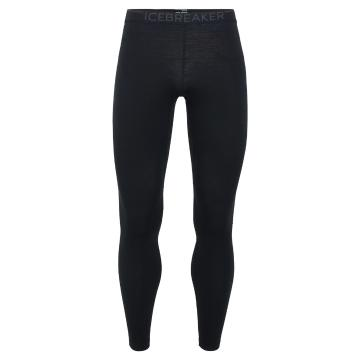 Icebreaker Men's 200 Zone Leggings - Black/Mineral