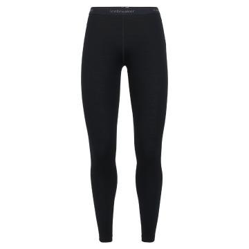 Icebreaker Women's 260 Tech Leggings - Black