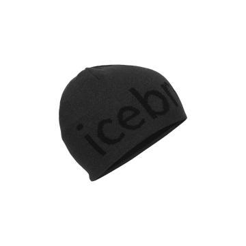 Icebreaker Unisex Icebreaker Beanie - Jet HTHR