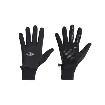 Icebreaker Adult Tech Trainer Hybrid Gloves - Black