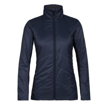 Icebreaker Women's Helix Jacket - Midnight Navy