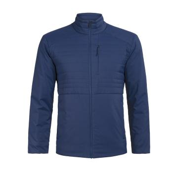 Icebreaker Men's Tropos Jacket - Estate Blue